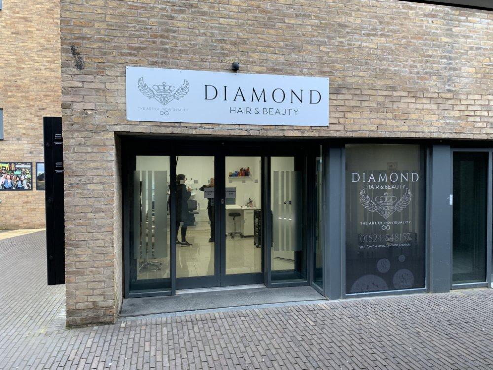 Diamond Hair - Salon 1